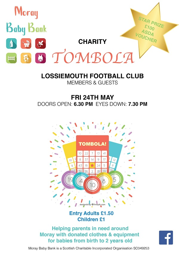 Tombola Fundraising Events